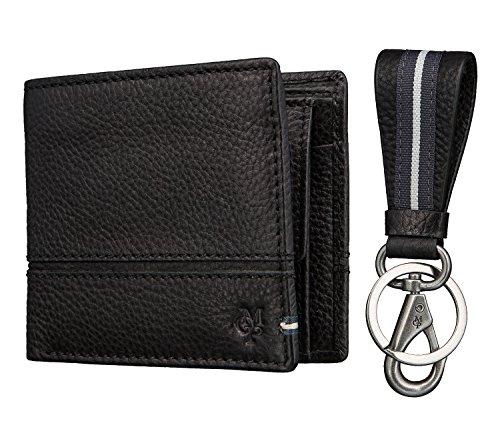 Marc O´Polo Herren Geldbeutel Portemonnaie Geldbörse mit Schlüsselanhänger 2575