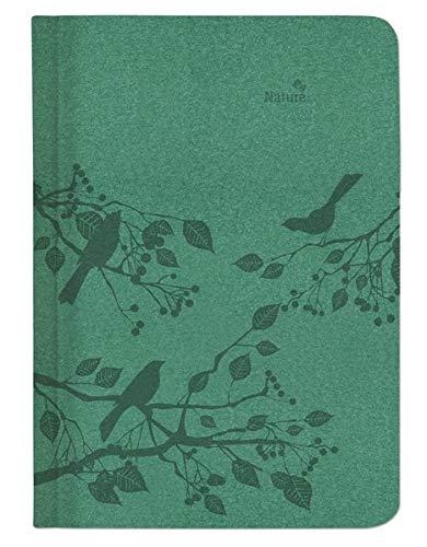 Wochen-Minitimer Nature Line Forest 2021 - Taschen-Kalender A6 - 1 Woche 2 Seiten - 192 Seiten - Umwelt-Kalender - mit Hardcover - Alpha Edition