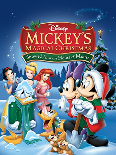 Image of Mickey's Magical Christmas - Snowed In At The House Of Mouse