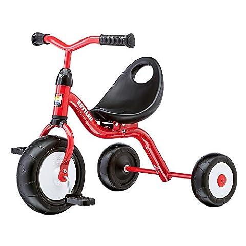 Kettler Dreirad Primatrike - das coole Kinderfahrzeug ab 2 Jahren - Farbe: Rot - Artikelnummer: 0T03015-0000