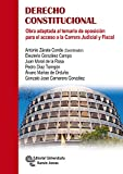 Derecho Constitucional (Libro Técnico)