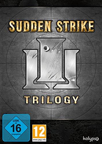 Sudden Strike Trilogy (Pc-rts-spiele)