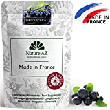 BAIES D'AÇAÏ EN POUDRE EN SACHET - ACAI BERRY - IDÉAL EN SMOOTHIE BOWL - SUPERFOOD RICHE EN ANTIOXYDANTS ET VITAMINES - FABRIQUÉ EN FRANCE (60g)