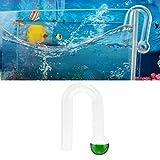 SENZEAL Acquario CO2 Test Acqua per Monitor Kit co2 Acquario di Vetro a Gocce indicatore di CO2 per Acquario