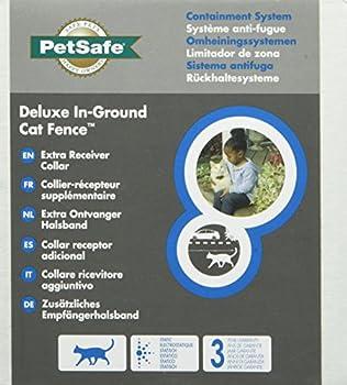 Petsafe PCF-275-19 Collier Supplémentaire pour PCF-1000-20 Clôture Anti-Fugue pour Chat