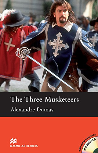 MR (B) The Three Muskateers Pk (Macmillan Readers 2009)
