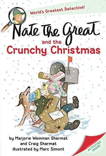 Nate the Great and the Crunchy Christmas (English Edition)