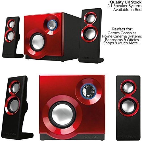QUALITY-21-Compact-Surround-Sound-Gaming-Speaker-System-Perfect-for-TVs-Laptops-iPhones-PC-Games-Consoles-More-CableFinder