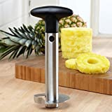 Bhavya Enterprisemall Heavy Stainless Steel Pineapple Slicer & Peeler