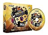 Zoom Karaoke Indie Britpop & Alternative Pop Box Party Pack - 6 CD+G Box Set - 120 Songs