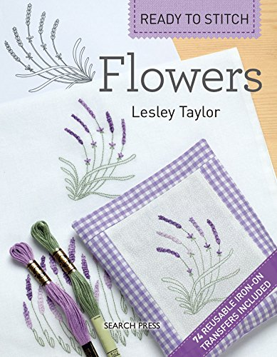 Ready to Stitch: Flowers Cover Image