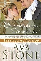 A Scandalous Deception (Scandalous Series) (Volume 5) by Ava Stone (2014-08-20)