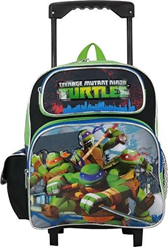 Ruz Teenage Mutant Ninja Turtles Kleinkinder 30,5cm Rolling Rucksack