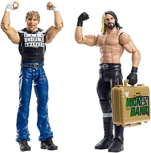 Mattel - WWE Lucha libre - Battle Pack Serie 36 -