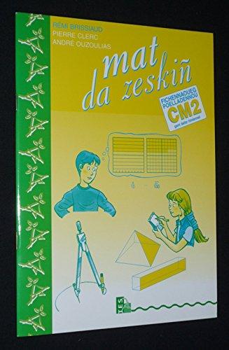 Portada del libro Mat da zeskin. Fichennaoueg poelladennou CM2 gant dafar hiniennel