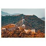 artboxONE Poster 30x20 cm Reise Chinesische Mauer