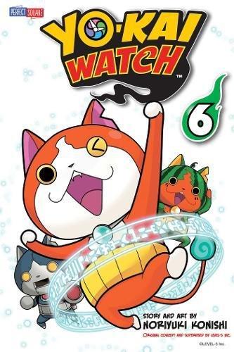 Yo-kai Watch, Vol. 6 por Noriyuki Konishi