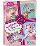 Angelina Ballerina - Celebrate with Angelina [triple pack] (Just Dance / It's Showtime / Sweet Valentine) [DVD]