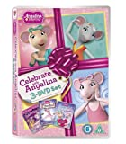 Angelina Ballerina - Celebrate with Angelina [triple pack] (Just Dance / Its Showtime / Sweet Valentine) [DVD]