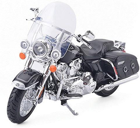 New Road King le modèle classique Moto, Moto, Moto, moulé sous pression et ABS Moto en alliage de jouets, moteur miniature | Matière Choisie  dde4f9