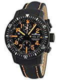 Fortis B-42 BLACK MARS 500 Limited Edition Herren-Chronograph 638.28.13 L13