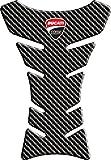 Protection de reservoir Moto MODELS en Gel compatible DUCATI corse CARBONE Pad réservoir 3D