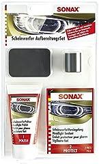 SONAX 04059410 Aufbereitungsset, 75 ml