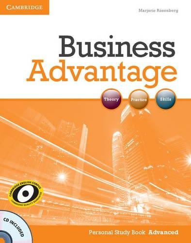 Business Advantage Advanced Personal Study Book with Audio CD par  Marjorie Rosenberg