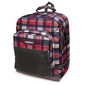 Eastpak Rucksack Ultimate 42 Liter Mehrfarbig (Checkbook Red) EK050