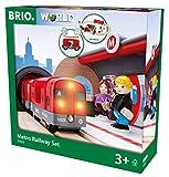 Brio 33513 - Set Metropolitana