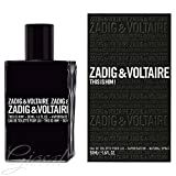 Parfum Homme ZADIG & Voltaire This Is Him . Eau de toilette 30 ml giosal 30ml