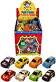 8 Pull Back Cars by Childrens Party Accessories