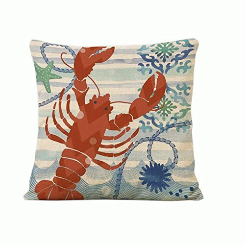 red-lobster-cotton-linen-throw-pillow-cover-home-decorative-pillowcase-cushion-cover-by-crazy-cart
