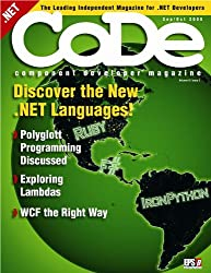 CODE Magazine - 2008 Sep/Oct (English Edition)