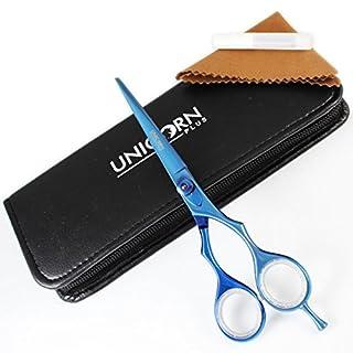 Ausverkauf bis zu 70% Rabatt - Unicorn Plus Schere - Friseur Schere Set Cut 6.0