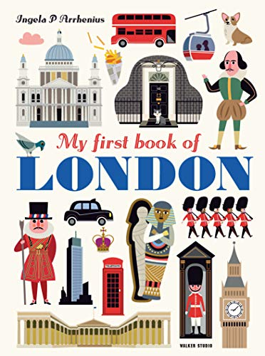 My First Book Of London (Walker Studio)
