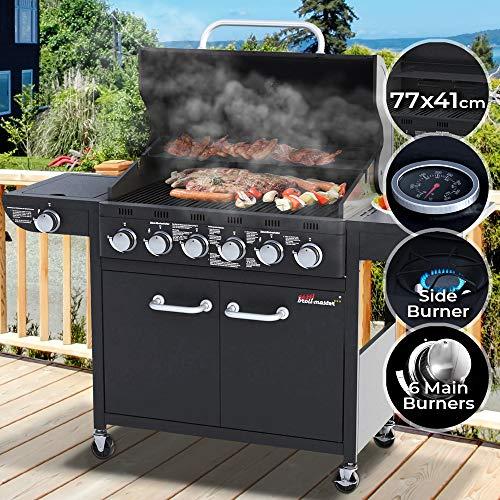 broil-master Barbecue à Gaz | 6 ...