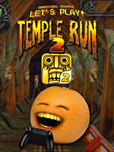 Image of Clip: Annoying Orange Let's Play - Temple Run 2