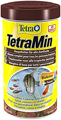 Tetra TetraMin Flakes 735 019 500 ml - staple food for tropical fish