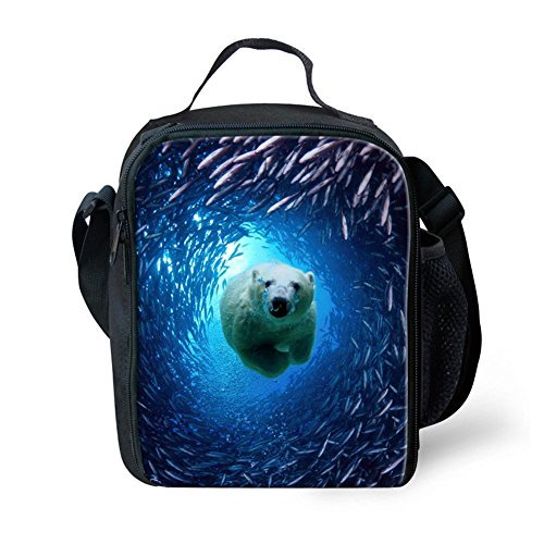 hugsidea-cute-polar-bear-lunch-bags-for-girls-thermal-instulated-food-box-by-hugsidea