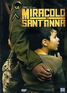 Miracolo a Sant'Anna (En Italien & Anglais)