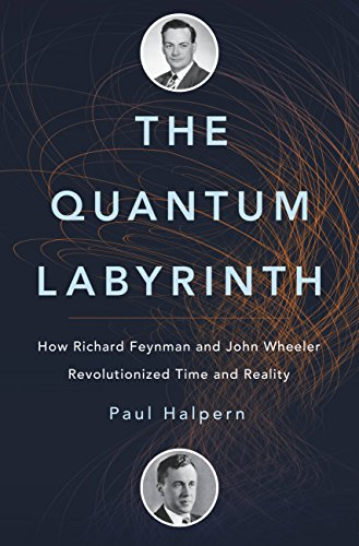the-quantum-labyrinth-how-richard-feynman-and-john-wheeler-revolutionized-time-and-reality-the-theoretical-minimum-english-edition