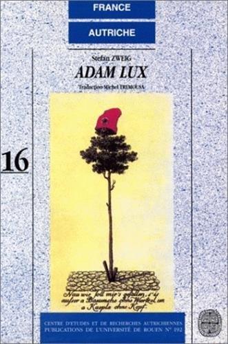 Adam Lux [Pdf/ePub] eBook