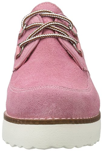 Marc Shoes Damen Romy Derbys Rot (Rose)