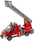 Sprinter Feuerwehr mit Drehleiter, Wasserpumpe, Stützen und Signalanlage für Sprinter Feuerwehr mit Drehleiter, Wasserpumpe, Stützen und Signalanlage