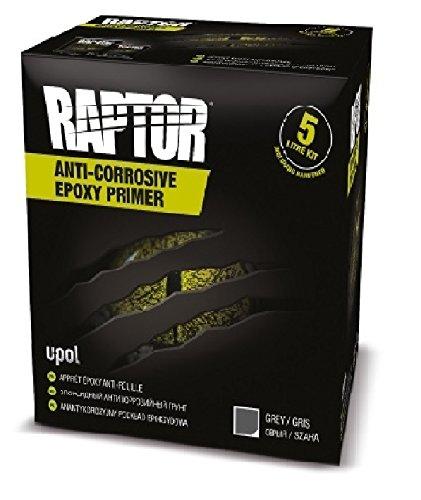 Preisvergleich Produktbild UPOL RAPTOR Epoxy Primer für Raptor Liner 1L inkl. Härter Grundierung