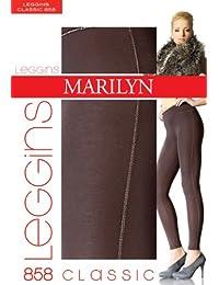 Marilyn blickdichte Leggings Länge Long, 120 Denier