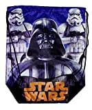 Disney Star Wars Bolsa de deporte–TURN Bolsa–Bolsa para zapatos–borrable impermeable (u016)