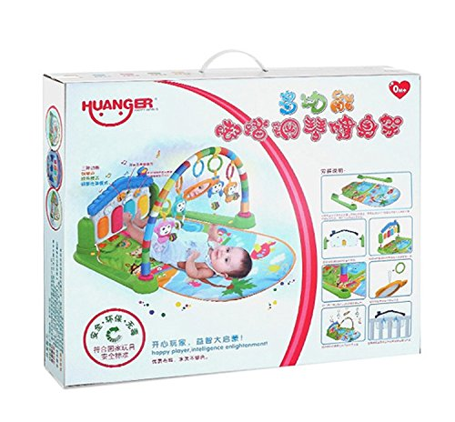 Surreal (SM 3 in 1 Baby Piano Play Gym PlayMat Music and Lights