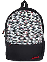 ed95661f4748 Fastrack 16.22 Ltrs Black School Backpack (A0556CBK01)
